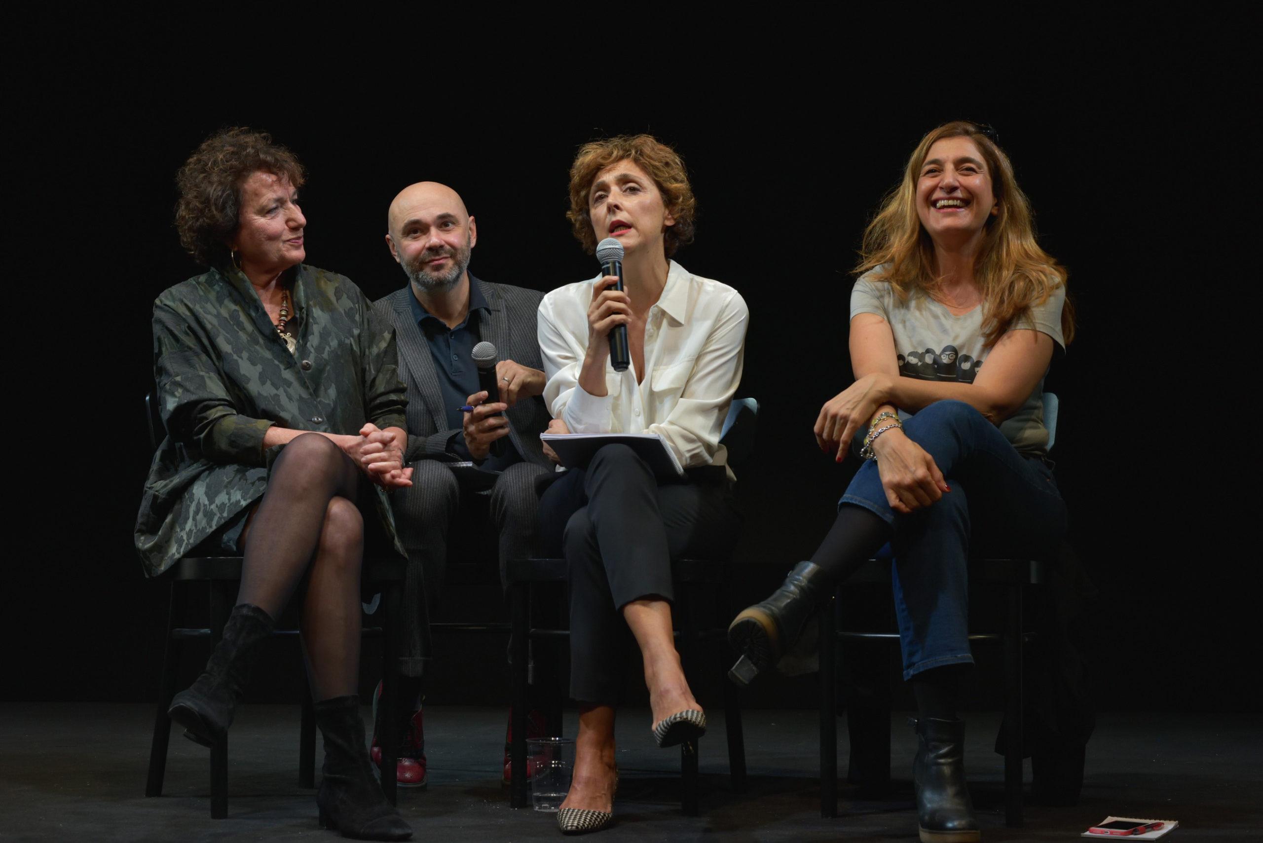 Marion Gluck, l'inteprete, Antonietta Cilumbriello, Alessandra Di Pietro